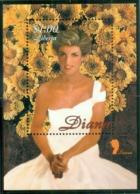 Liberia 1998 Princess Diana In Memoriam, Gentle Princess MS MUH - Liberia