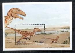 Liberia 1999 Prehistoric Animals, Dinosaurs MS MUH - Liberia