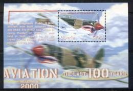 Liberia 2000 Aviation MS MUH - Liberia
