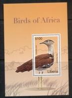 Liberia 2007 Birds MS MUH - Liberia