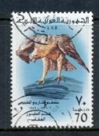 Libya 1976 Museum Of Natural History, Hawk 70d FU - Libya