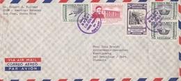 2 Briefe Aus Costa Rica - Costa Rica