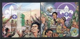Libya 1982 Scouts 2x MS MUH - Libya