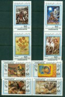 Libya 1983 Paintings Prs. MUH - Libya