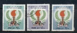 Libya 1983 Torch FU - Libya