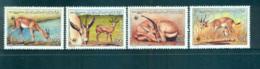 Libya 1987 WWF Slender Horned Gazelle MUH Lot64063 - Libya
