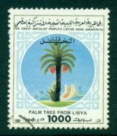 Libya 1988 1000d Palm FU Lot25173 - Libya