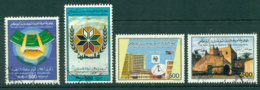 Libya 1989-95 Asst 500d (4) FU Lot25175 - Libya