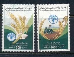 Libya 1990 Farming FU - Libya