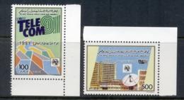 Libya 1991 Telecom MUH - Libya