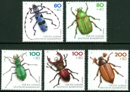 GERMANY 1993 INSECTS** (MNH) - Insekten