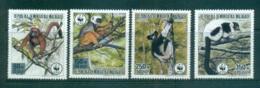 Madagascar 1988 WWF Primates MUH Lot64075 - Madagascar (1960-...)