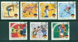 Madagascar 1992 Summer Olympics, Barcelona CTO - Madagascar (1960-...)