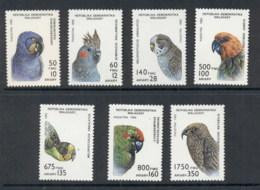 Madagascar 1993 Birds Parrots MUH - Madagascar (1960-...)