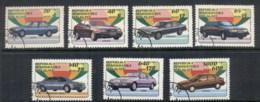 Madagascar 1993 Cars CTO - Madagascar (1960-...)