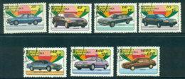 Madagascar 1993 Cars CTO Lot21128 - Madagascar (1960-...)