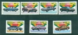 Madagascar 1993 Cars MUH - Madagascar (1960-...)