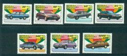 Madagascar 1993 Cars MUH Lot21129 - Madagascar (1960-...)