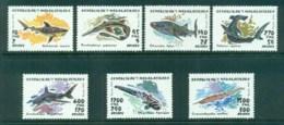 Madagascar 1993 Marine Life, Sharks MUH - Madagascar (1960-...)