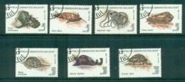 Madagascar 1993 Molluscs, Snails CTO - Madagascar (1960-...)