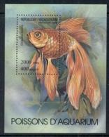 Madagascar 1994 Goldfish MS MUH - Madagascar (1960-...)