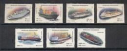 Madagascar 1994 Ships MUH - Madagascar (1960-...)