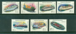 Madagascar 1994 Ships MUH Lot21142 - Madagascar (1960-...)