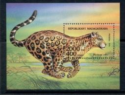 Madagascar 1995 Panther MS MUH - Madagascar (1960-...)