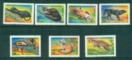 Madagascar 1995 Wild Animals MUH - Madagascar (1960-...)