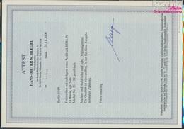 Berlin (West) 21-34 (kompl.Ausg.) Geprüft Mit Attest Postfrisch 1949 Rotaufdruck (9230185 - Ungebraucht