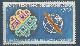 "Nle-Caledonie Aerien YT 229 (PA) "" Communications "" 1983 Neuf** - Poste Aérienne"