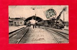 03- 50001 -   MOULINS    -   La Gare - Moulins