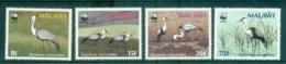Malawi 1987 WWF Wattled Crane MUH Lot64074 - Malawi (1964-...)