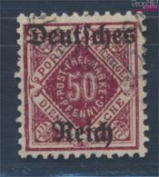 Deutsches Reich D56 Geprüft Gestempelt 1920 Aufdruck: Deutsches Reich (8105016 - Dienstpost