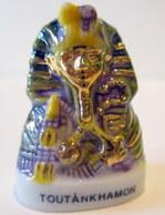 Fève  Brillante - L'Egypte - Toutânkhamon - - Characters