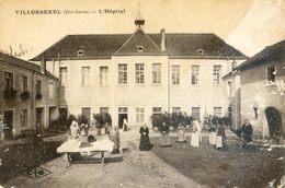 70 - Villersexel - L'Hopital - Other Municipalities