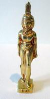 Fève  Métal Doré - L'Egypte - Isis - - Characters