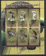 Malawi 2010 Fossils & Mushrooms I MS CTO - Malawi (1964-...)