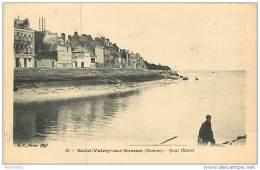 80  SAINT VALERY SUR SOMME N° 687 -  QUAI BLAVET - Saint Valery Sur Somme