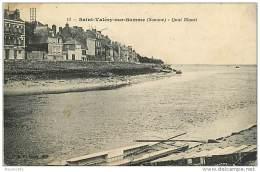 80  SAINT VALERY SUR SOMME N° 694 - QUAI BLAVET - Saint Valery Sur Somme
