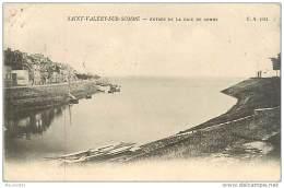 80  SAINT VALERY SUR SOMME N° 726 - ENTREE DE LA BAIE DE SOMME - Saint Valery Sur Somme
