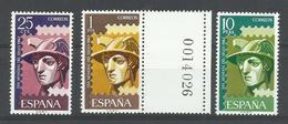 ESPAÑA EDIFIL  1431/33   MNH  ** - 1931-Hoy: 2ª República - ... Juan Carlos I