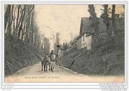 80 ENTREE DE LA CROIX AU BAILLY - France