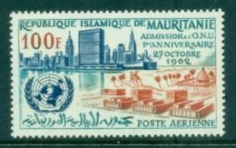 Mauritania 1962 UN Admission MUH - Mauritania (1960-...)