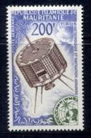 Mauritania 1963 Space Research Satellites MLH - Mauritania (1960-...)