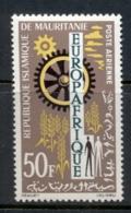 Mauritania 1964 Europafrica MUH - Mauritania (1960-...)