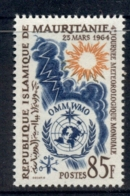 Mauritania 1964 World Meterological Day MLH - Mauritania (1960-...)