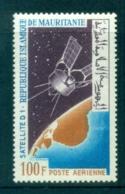 Mauritania 1966 D 1 Space Satellite Launch MUH - Mauritania (1960-...)