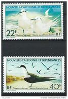 """Nle-Caledonie YT 416 & 417 """" Oiseaux De Mer """" 1978 Neuf** - Neufs"""