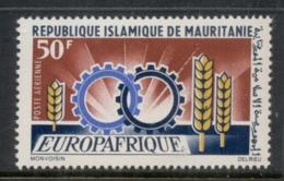 Mauritania 1966 Europafrica MUH - Mauritania (1960-...)